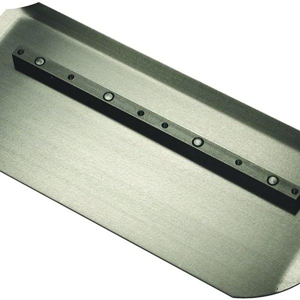 Wagman WX8180 Silver Power Trowel Blades 8x18