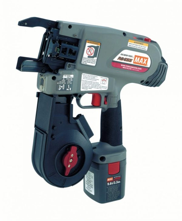 RB655 16 gauge rebar tying tool