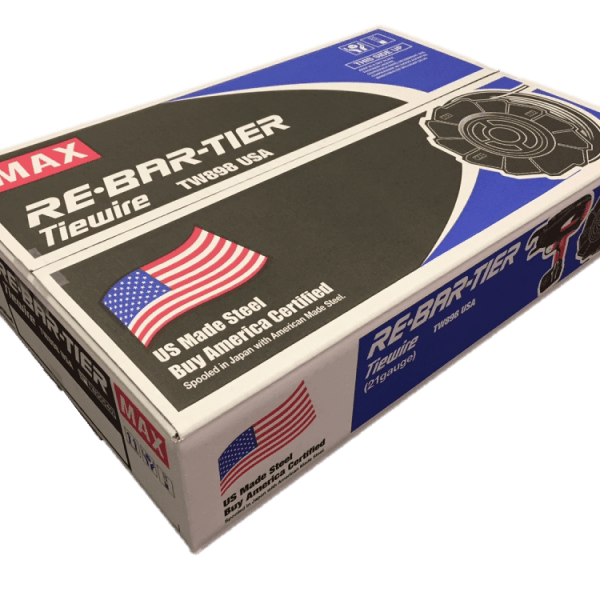 TW898-USA Buy America Rebar Tie Wire made in the USA