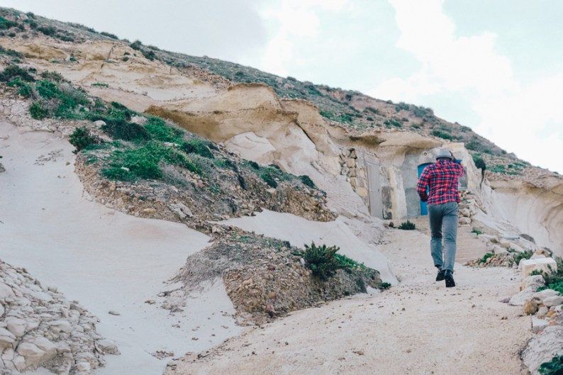 Travelling to Malta in the Winter | Walking in Gozo