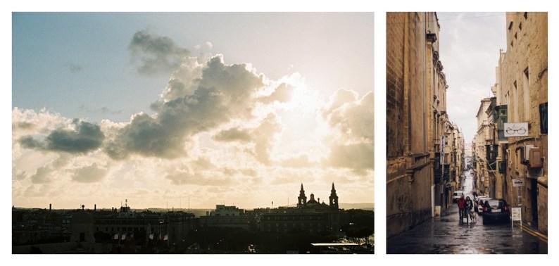 Views over Valletta, Malta