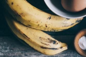 Ingredients for Plantain Pancakes