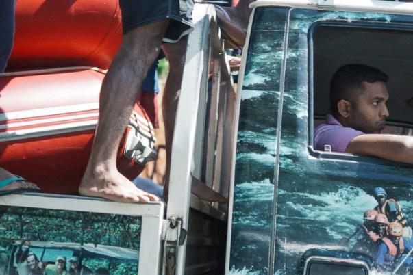 Sri-Lankan Driving