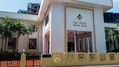 People's Majlis President's Office Malé Maldives