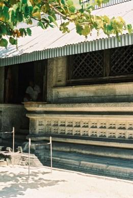 Old Friday Mosque Malé Maldives
