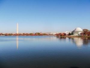 Autumn Sunset Inspirational Life Lessons, Washington DC