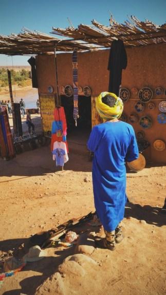 Berber, Ait Ben Haddou, Morocco, Desert Trek
