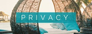 Private wicker bed cabana at Kurumba, Maldives | Privacy Policy | HDYTI