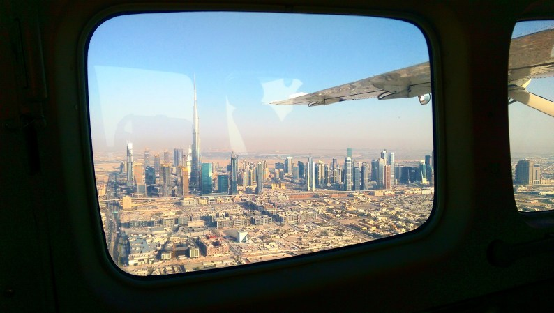Dubai Skyline Seawings 1 | First chances
