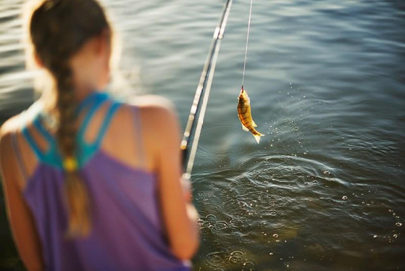 Fishing in Idaho   @dipyourtoesin