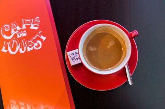 Café De L'Ouest | Saint-Malo | Brittany Tourism | @dipyourtoesin