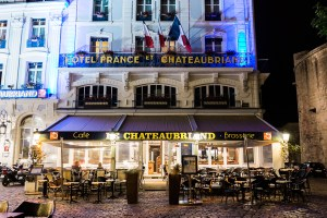 Hotel France et Chateaubriand | Saint-Malo | @dipyourtoesin
