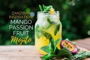 Mango-Passion Fruit Mojito Recipe | @dipyourtoesin