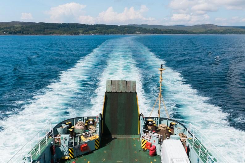 Armadale to Mallaig | Skye | Scotland | Highlands