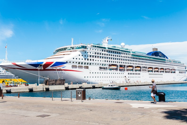 P&O Cruises | Oceana | 10 tips for first time travel
