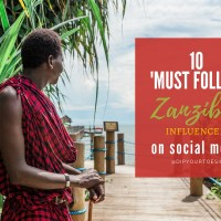 "10 ""Must Follow"" Zanzibar Influencers on Social Media"