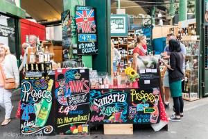 Borough Market Food and Drink Southwark London