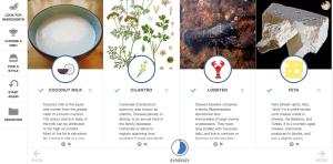 Chef Watson ingredient library | via @dipyourtoesin