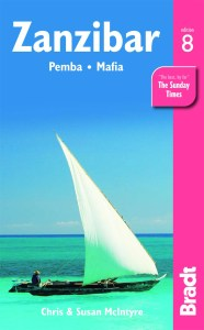 Bradt Travel Guide Zanzibar 8th Edition by Chris McIntyre