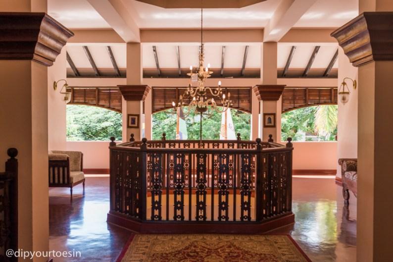 Foyer at Zanzibar Serena Hotel