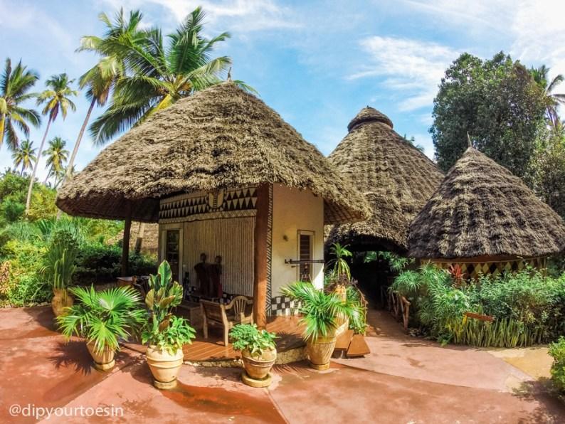 Jambo welcome to Zanzi Resort Zanzibar