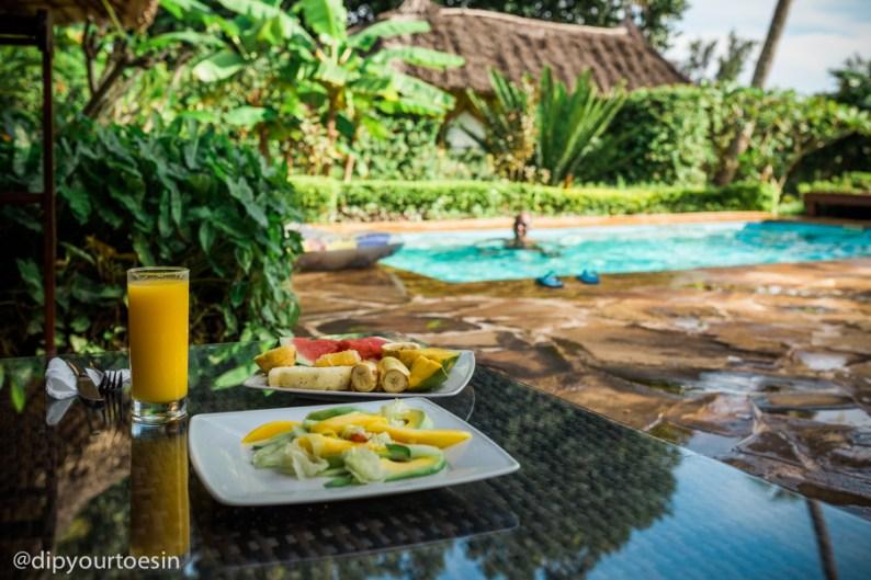 Luxury villa Zanzi Resort private pool