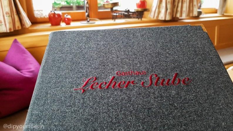 Lecher Stube, Hotel Gotthard, Lech, Austria
