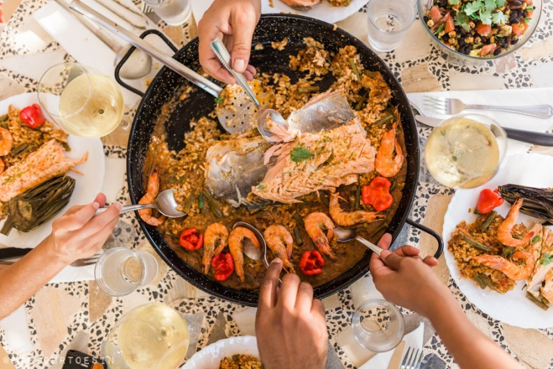 "Arroz de Viernes: ""FRIDAY RICE"" FOR LOVERS OF PAELLA!"
