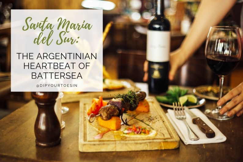 Santa Maria del Sur: The Argentinian Heartbeat of Battersea | via @dipyourtoesin
