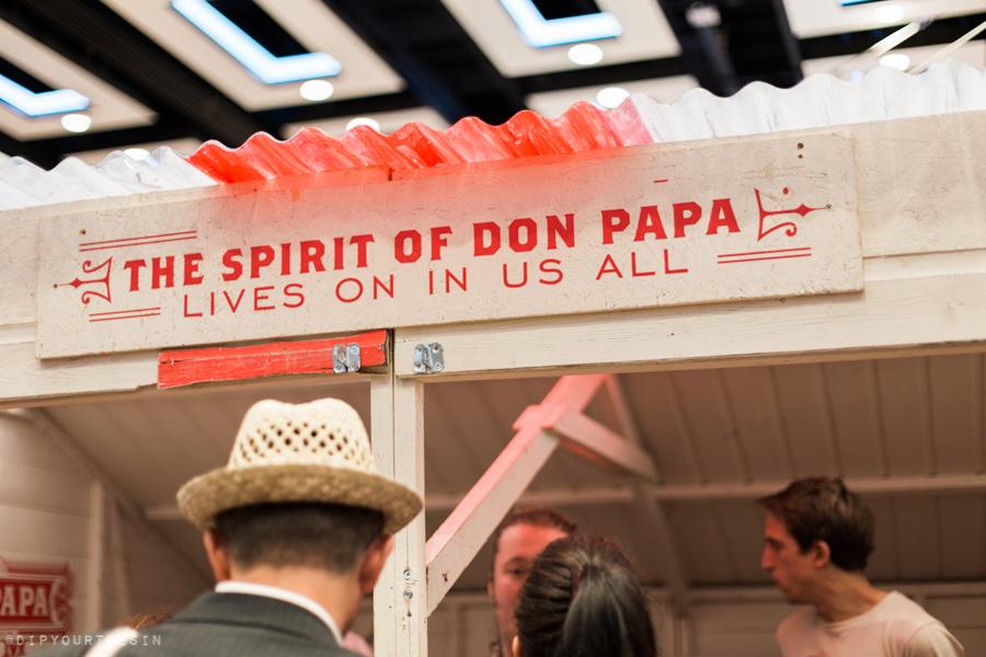 Don Papa | UK Rum Festival 2016 Highlights