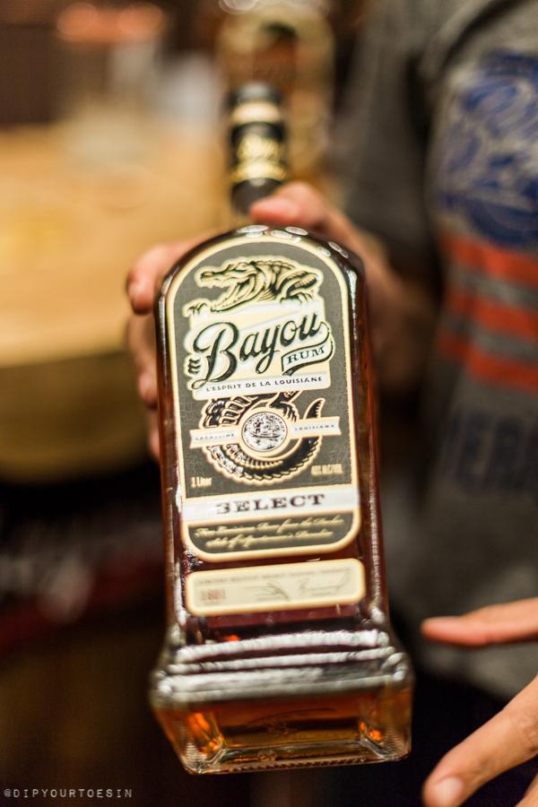 Bayou Rum | UK Rum Festival 2016 Highlights