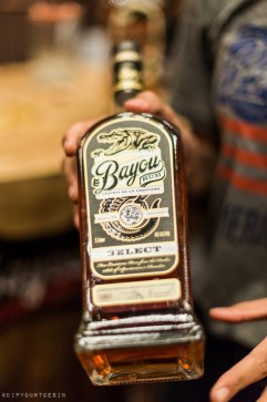 Bayou Rum | UK Rum Festival 2016 Highlights