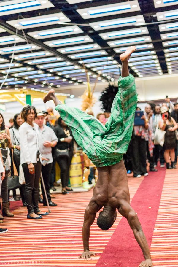 Parabola Dance Brazil Capoeira | UK Rum Festival 2016 Highlights