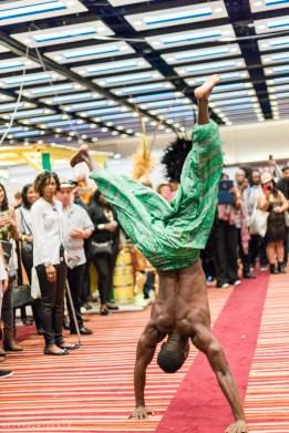 Parabola Dance Brazil Capoeira   UK Rum Festival 2016 Highlights