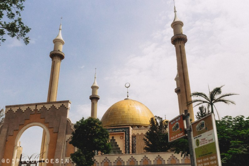 National Mosque Abuja   Understanding Nigeria   Abuja, a City in Search of a Soul