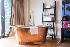 Salthouse Harbour Hotel, Ipswich | Copper Tub