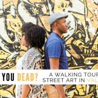 Are You Dead? A Walking Tour of Street Art in Valencia