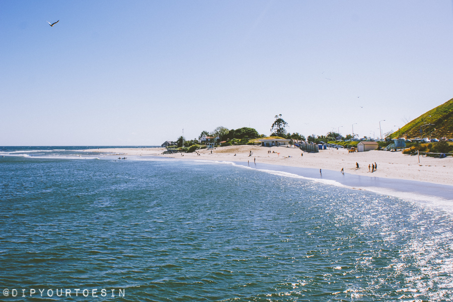 Zuma Beach, Malibu | Visiting Los Angeles? Easy Itinerary Suggestions for the Chilled-Out Traveller