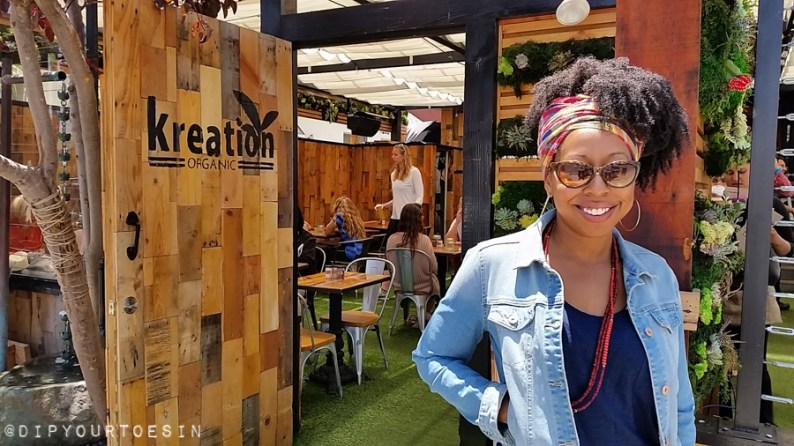 Kreation Cafe | Los Angeles Itinerary