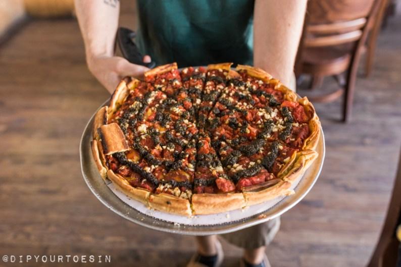 Berkley's Pizza in San Diego