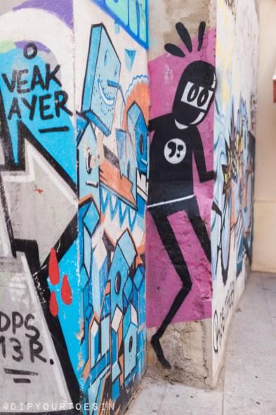 David de Limón | Walking Tour of Street Art in Valencia, Spain