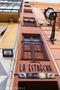 La Estrecha | Walking Tour of Street Art in Valencia