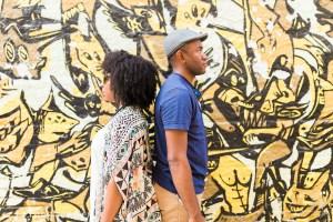 Fasim - Stop Victims of Wars Wall | Street art tour | Valencia Urban Adventures, Spain