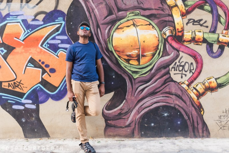 Deih | Walking Tour of Street Art in Valencia