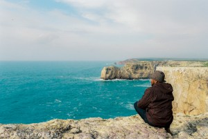 Cape of St. Vincent, Algarve, Europe's southwestern most point