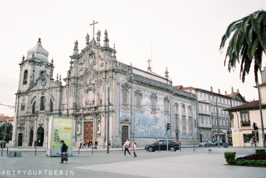 Why you should visit Porto | Capela das Almas