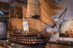 HMS Victory, Dockyard Chatham, The Battle of Medway