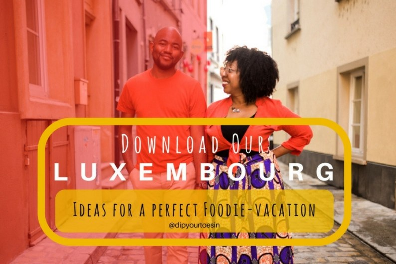 Download Mini Vacation Travel Guide to Luxembourg