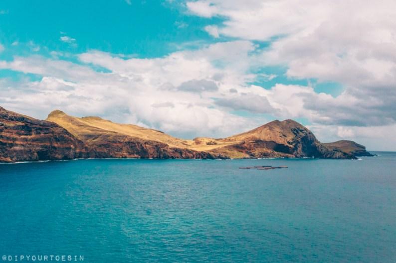 Madeira, Portugal | Ponta de São Lourenço