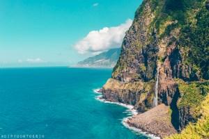 Waterfalls in Madeira | North West Jeep Safari with Green Devil Safari